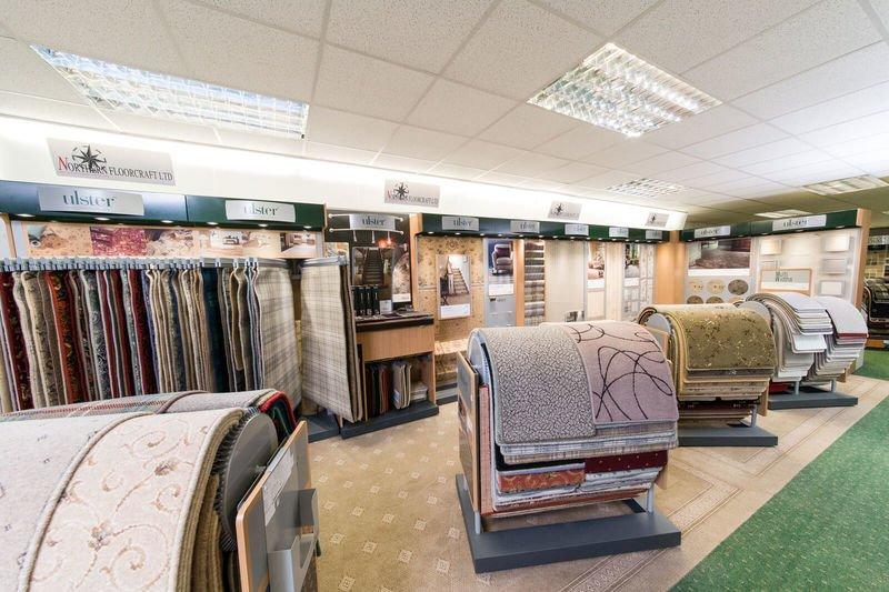 Carpet Showroom | Gateshead | Tyne and Wear | Northern Floorcraft
